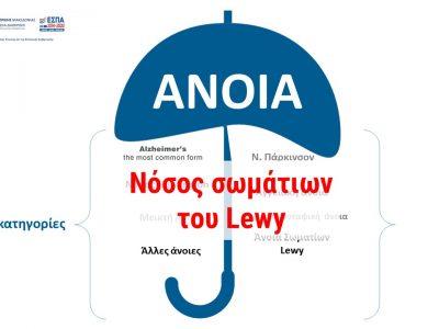 Η νόσος σωμάτιων του Lewy | Διαδικτυακό Μάθημα Για Φροντιστές